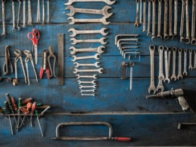 Dealership and Shop Tools and Equipment